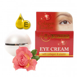 Natur Repablic  Eye Cream with Collagen & Elastin, 15 ml