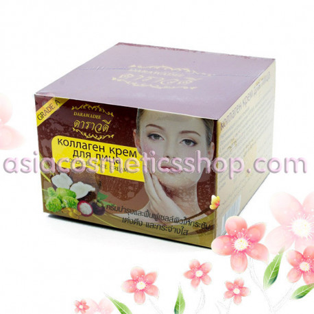 Firming face cream with collagen, 100 ml