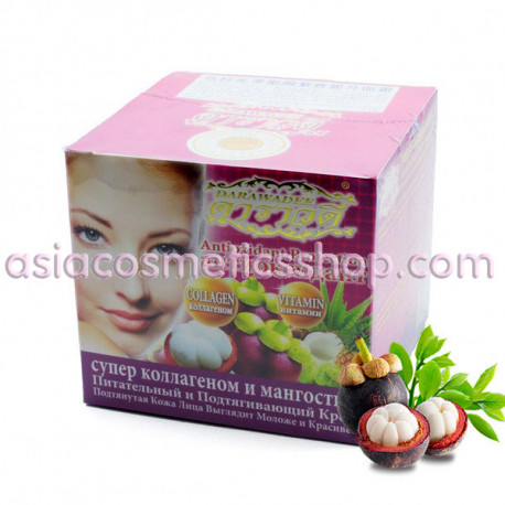 Darawadee Lifting cream with mangosteen and collagen, 100 g