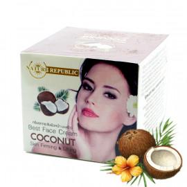 Nature Republic Крем для лица с кокосовым маслом, 60 г