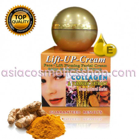 Lifting Lifting Cream with collagen and turmeric, 80 g
