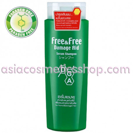 Free&Free Serum Shampoo for Colored Hair, 200 ml