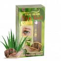 Royal Thai Herb Гель вокруг глаз с муцином улитки и Алое Вера, 15 мл