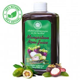 Nina Thai-Herbs Сок Мангустин и Нони, 500 мл