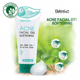 Daiso Acne Facial Gel Softening With Tea Tree Oil, 150 g