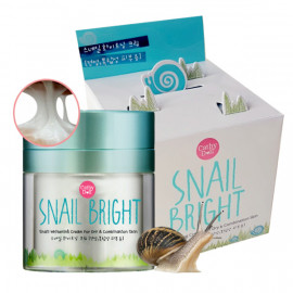 Cathy Doll Snail Bright Whitening Cream For Dry Combination Skin 50 g