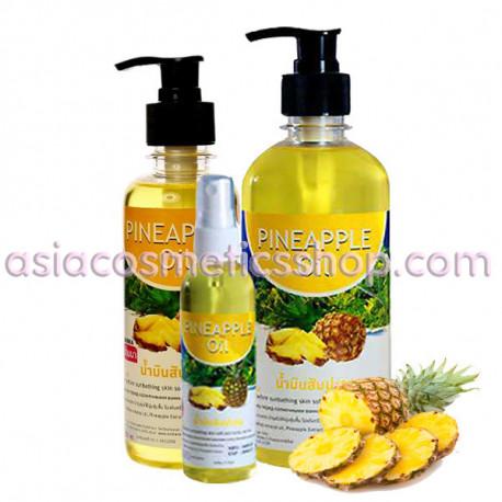 Massage Oil Pineapple, 450 ml
