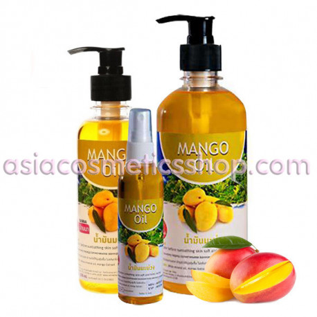 Mango massage oil, 450 ml
