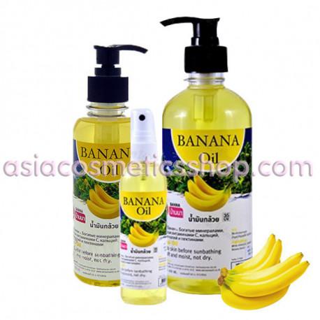 Banna Массажное масло Банан