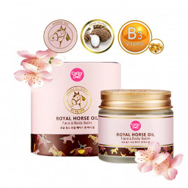 Cathy Doll Royal Horse Oil Face & Body Balm 70 g