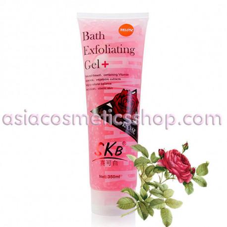 SKB Bath Exfoliating Gel  350 ml
