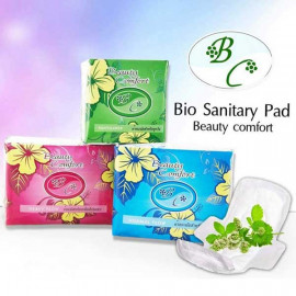 Beauty Comfort Herbal Sanitary Napkins