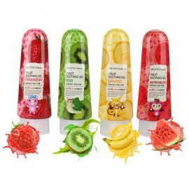 Milatte Fashiony Fruit Soothing Gel, 200 g