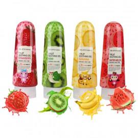Milatte Многофункциональный фруктовый гель для лица и тела, 200 г