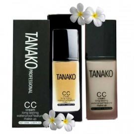 Tanako Professional CC Waterproof Cream, 30 ml