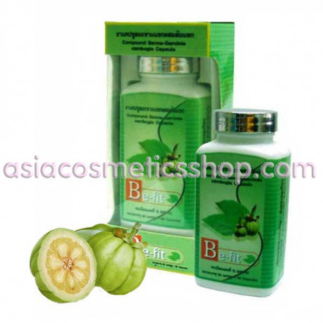 Thanyaporn Herbs Garcinia and Senna, slimming capsules, 60 pcs