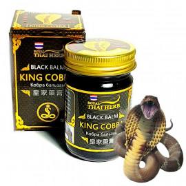 Royal Thai Herb Тайский Кобровый Бальзам, 50 г