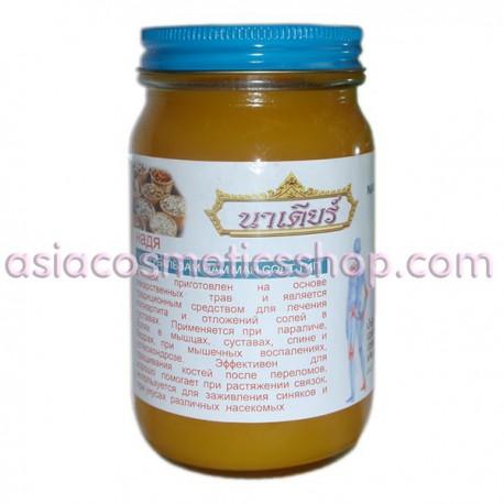Тайский желтый бальзам, 200 г
