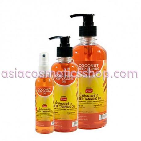 Banna Coconut Deep Tanning Oil