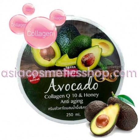 Banna Anti-Aging Body Cream, 250 ml