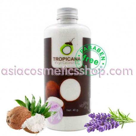 Tropicana Coconut Fiber Scrub