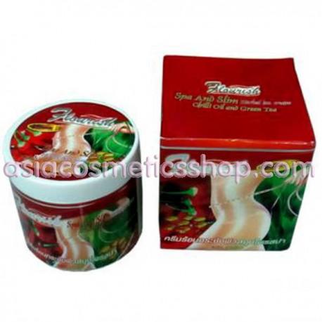 Anti-cellulite cream Flourish, 500 ml
