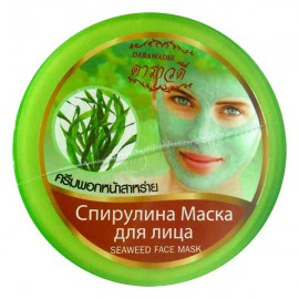 Face mask with Spiruline, 100 ml