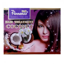 Mask for hair with coconut oil, 300 g