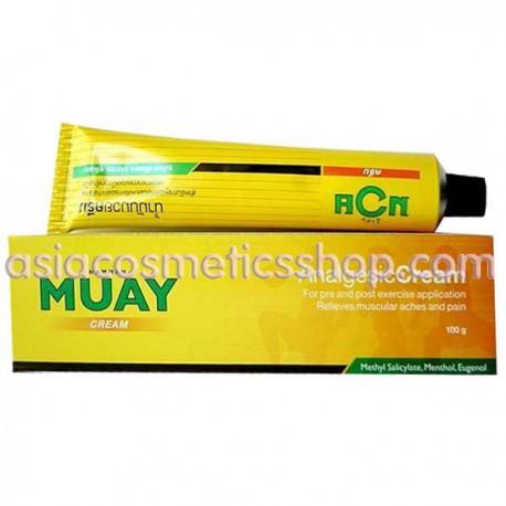 Thai warming cream for sportsmen Muay, 100 g
