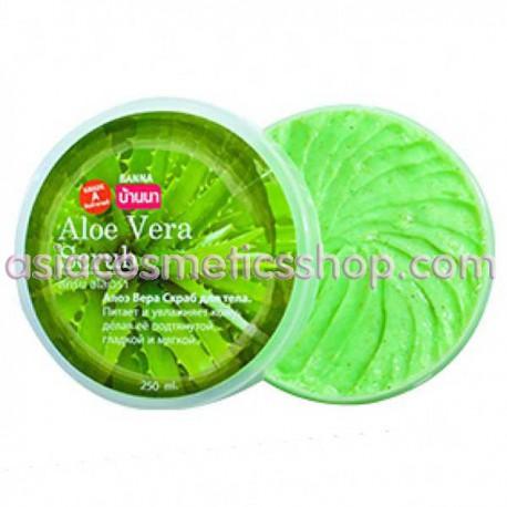 Banna Body Scrub Aloe Vera 250ml