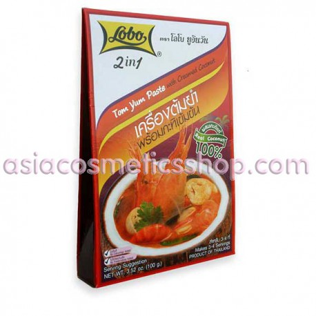 Lobo Tom Yum Paste, 100 g