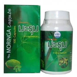 Moringa capsules, 100 pieces