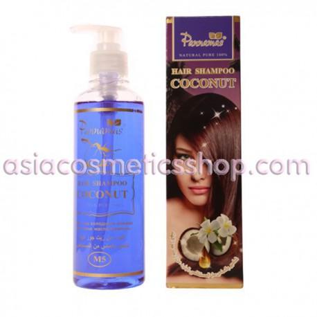 Pannamas Shampoo with coconut oil, 365 g