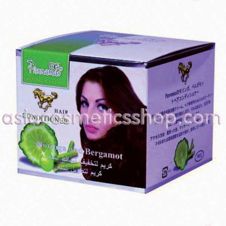 Mask-conditioner Moringa and Bergamot for greasy hair, 300 g