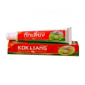 Зубная паста Kokliang, безсульфатная, 160 г