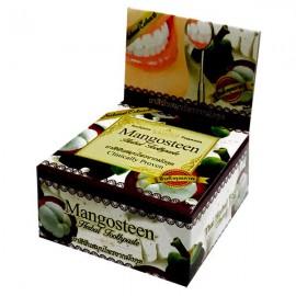Тайская отбеливающая зубная паста с мангустином, 25 г