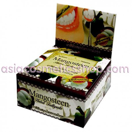 Thai Whitening toothpaste with mangosteen, 25 g