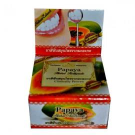 Thai Whitening Toothpaste with papaya, 25 g