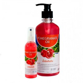 Massage Oil Pomegranate