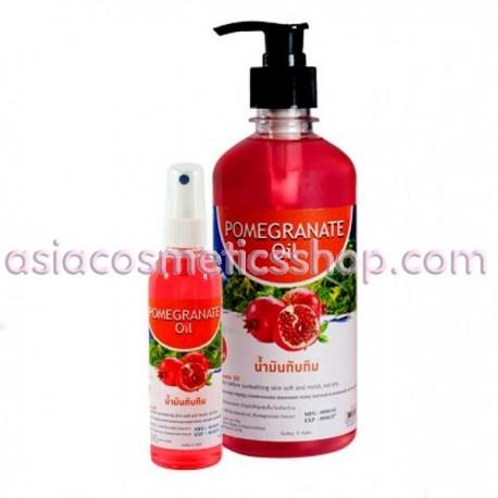 Massage Oil Pomegranate