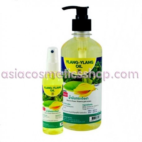 Banna Ylang-ylang Massage Oil