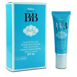 Mistine Professional BB Baby Face Cream SPF 30, 15 g