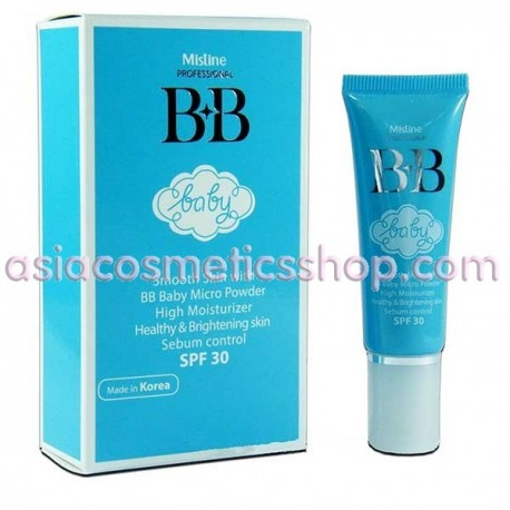 Mistine Professional BB Baby Face Cream SPF 30, 15 g