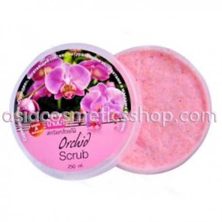 Banna Orchid Body Scrub, 250 ml