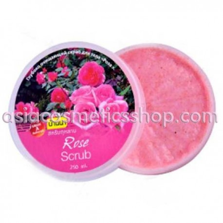 Banna Rose Body Scrub, 250 ml
