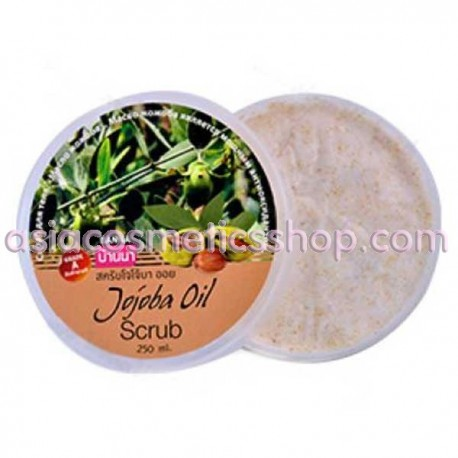 Banna Jojoba Body Scrub, 250 ml
