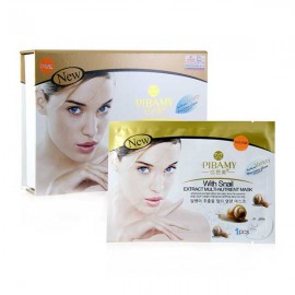 Belov East-Skin 3D Facial Masks Brightening Whitening Anti Aging, 20 g