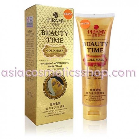 Belov ibamy Beauty Time Gold Mask 130 g