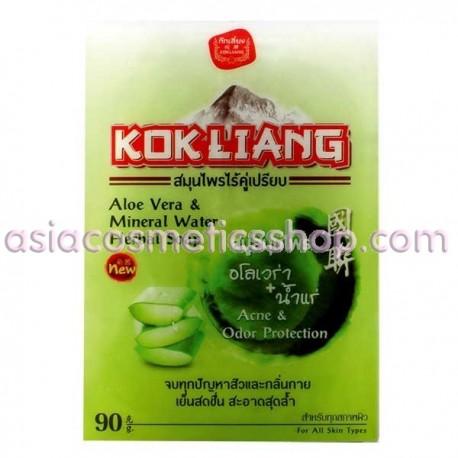 Kokliang Натуральное травяное мыло, 90 г