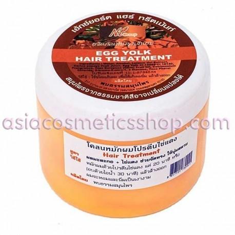 Hair mask with wild honey and papaya, 350 ml